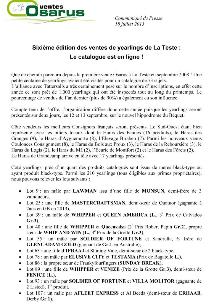 Microsoft Word - Communiqué 18.07.13