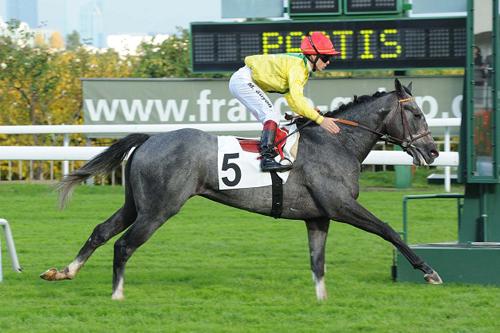 Morandi était le dernier cheval entrainé en Province à avoir gagné Gr. 1