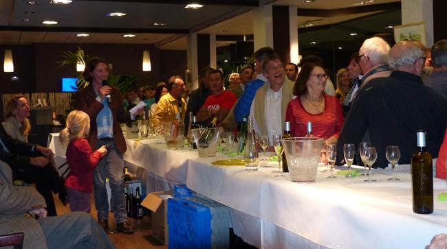 En marge de cette réunion disputée en semi-nocturne s'est tenu un cocktail dînatoire  où plus de 20 saillies d'étalons ont été tirées au sort